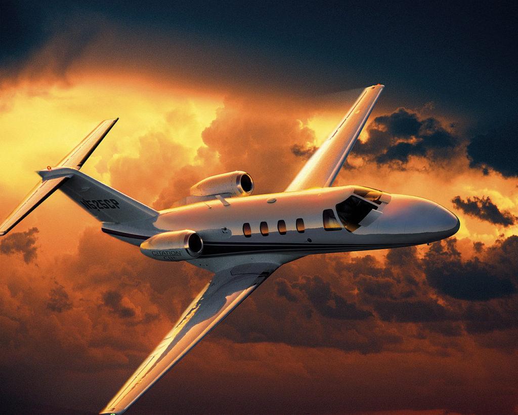 СESSNA CITATION CJ1+ private jet for charter