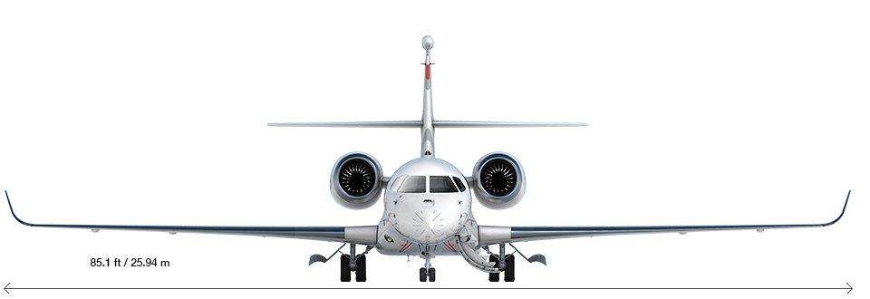 Dassault Private Jet Falcon 6X